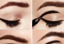 How To Do 60S Eye Makeup Step Step Tutorial To Get Vintage Eye Makeup From The 60s