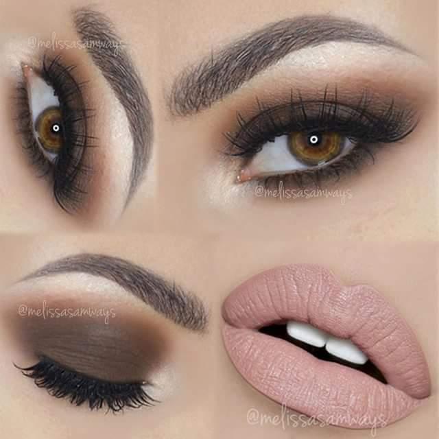 Light Brown Smokey Eye Makeup 35 Sizzling Smokey Eyes Makeup Tutorials