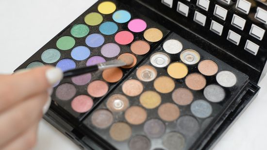 Makeup Colors For Blue Eyes 3 Ways To Apply Eye Makeup For Blue Or Grey Eyes Wikihow