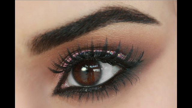 Makeup For Brown Eyes How To Make Brown Eyes Pop Brown Smokey Eye Youtube