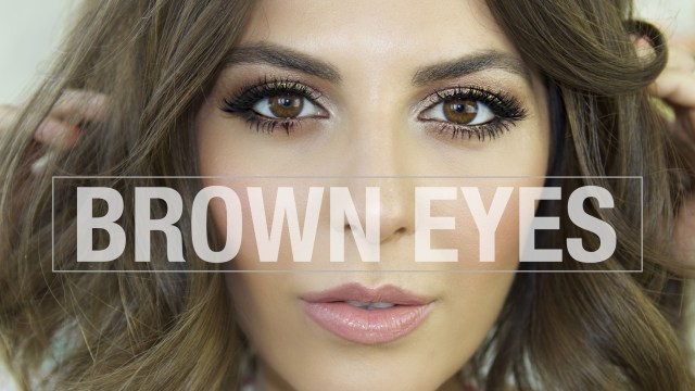 Makeup For Brown Eyes How To Make Your Brown Eyes Pop Simply Sona
