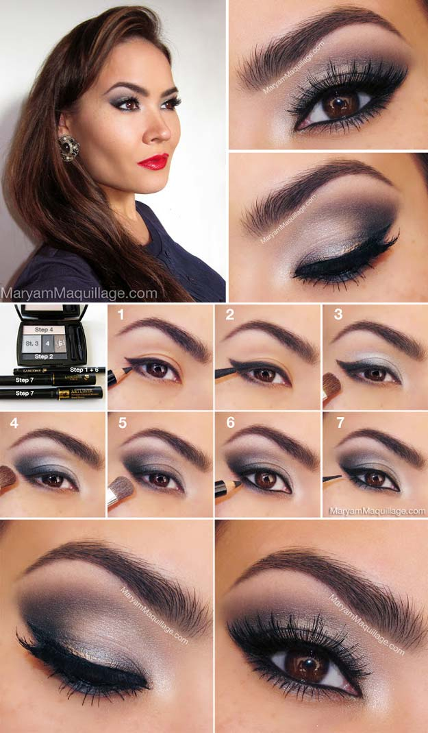 Makeup For Brunettes With Brown Eyes 30 Wedding Makeup For Brown Eyes The Goddess