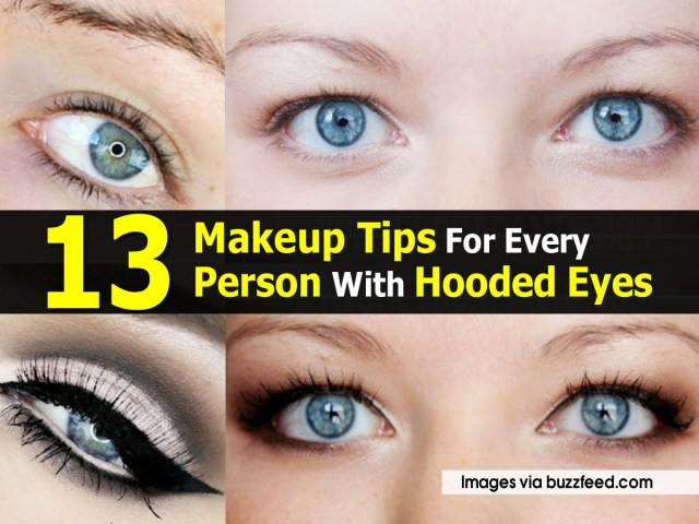 Makeup For Hooded Eyes 13 Makeup Tips For Every Person With Hooded Eyes Buzzjinn