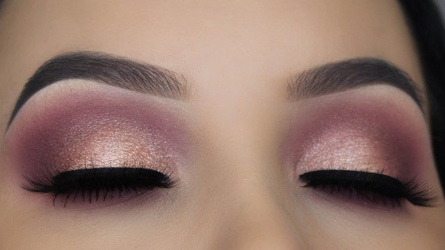 Makeup For Hooded Eyes 5 Minute Eye Makeup For Hooded Eyes Using Only 2 Eyeshadows Youtube