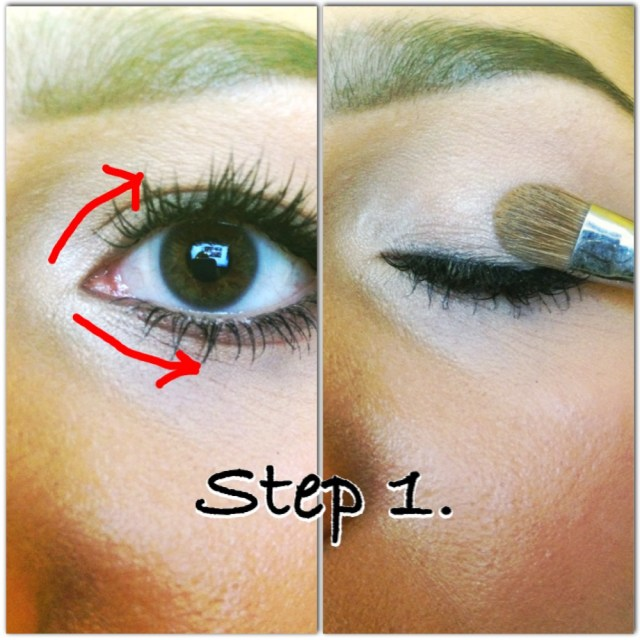 Makeup For Hooded Eyes Makeup Trick For Hooded Eyes Miss Chanelli