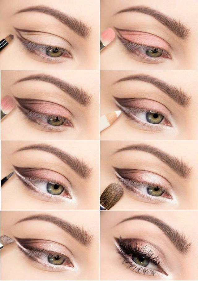 Makeup For Hooded Eyes Soft Color For Larger Looking Eyes For Small And Hooded Eyes