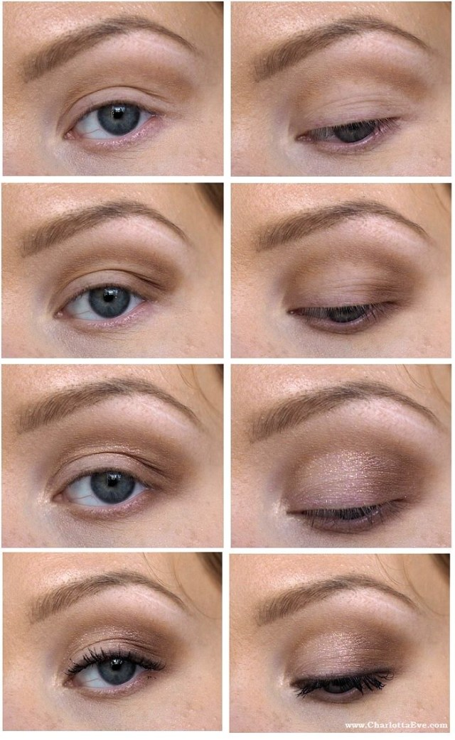 Makeup For Hooded Eyes The Ultimate Makeup Trick For Hooded Deep Set Eyes Charlotta Eve