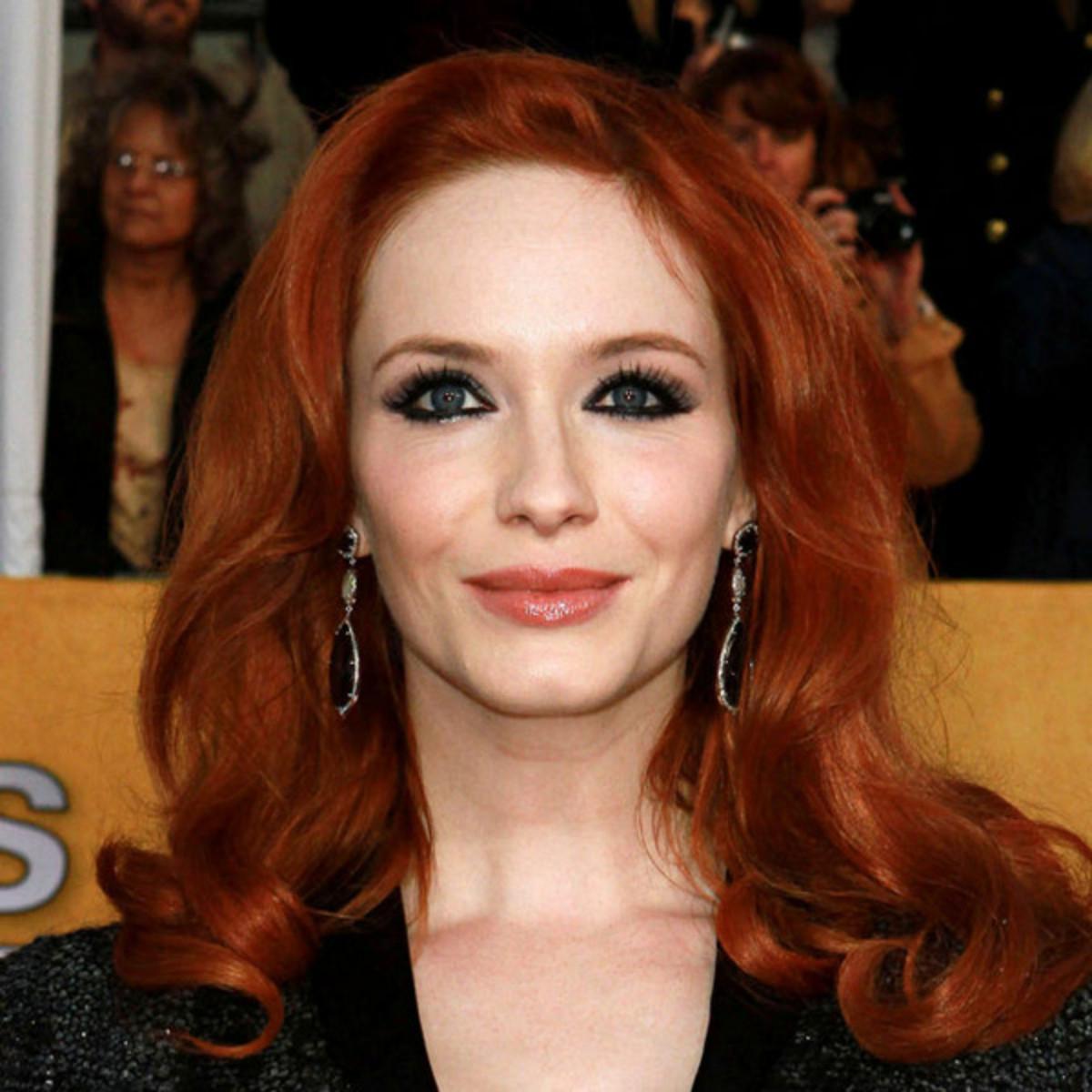 27 inspiration makeup for red hair and brown eyes - makeuptu