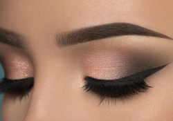 Makeup Smokey Eyes Soft Rosy Smokey Eye Makeup Tutorial Youtube