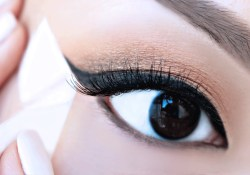 Makeup Tape Eyes The Eyeshadow Tape Trick That Will Change Your Makeup Game Youtube