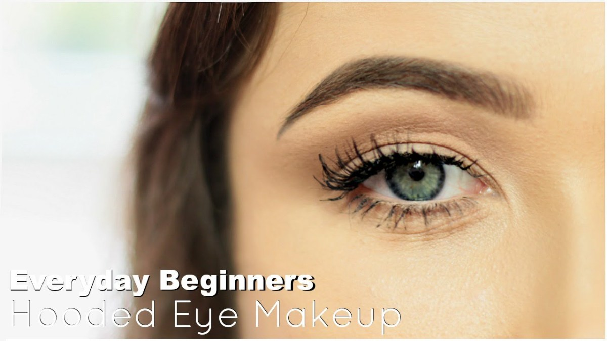 Natural Eye Makeup For Green Eyes Beginner Eye Makeup For Hooded Eye Everyday Hooded Youtube
