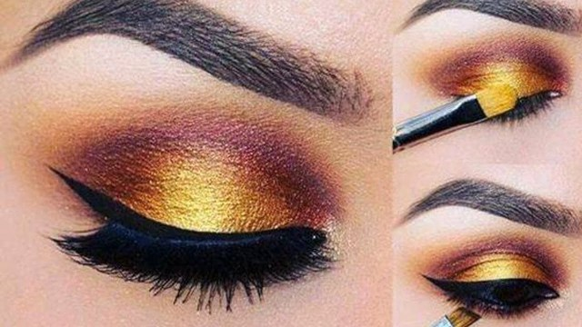 Natural Smokey Eye Makeup Natural Smokey Eyeshadow Tutorial Eyeshadow Makeup Tutorial For