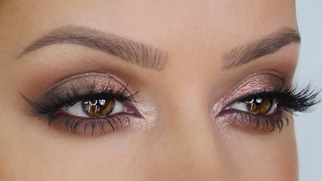 Natural Smokey Eye Makeup Soft Neutral Smokey Eyes Shonagh Scott Showme Makeup Youtube