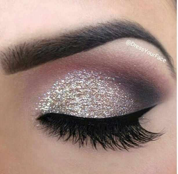 Pink And Silver Eye Makeup Best Ideas For Makeup Tutorials Prom Makeup For Hazel Eyes And A