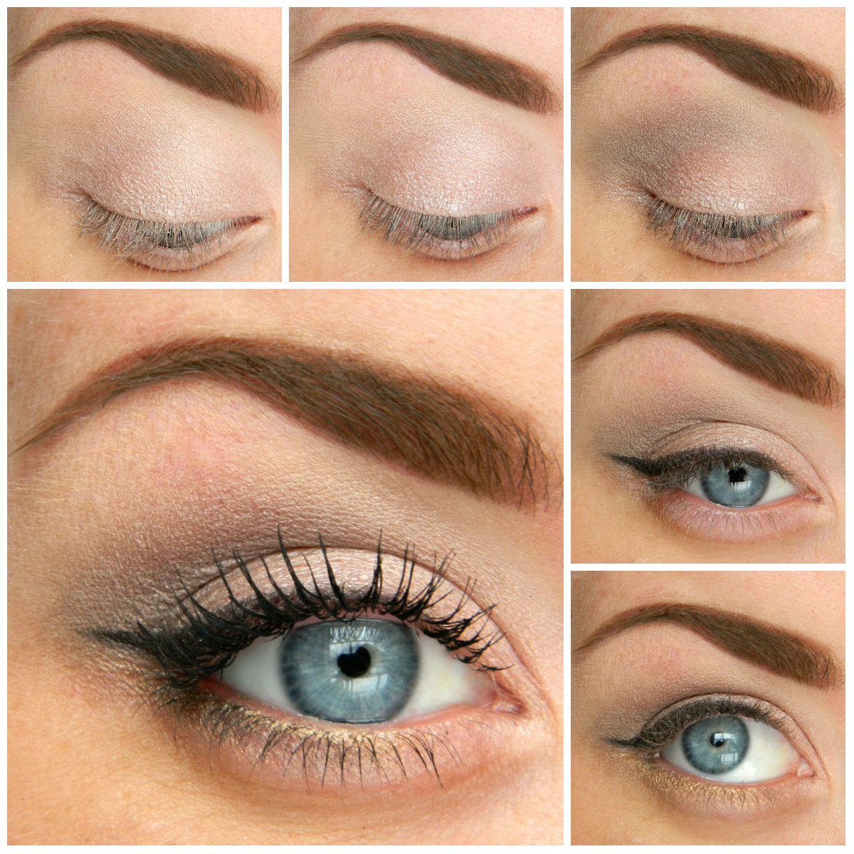 prom makeup tutorial for blue eyes 5 ways to make blue eyes