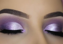 Purple Eye Makeup Sultry Purple Eye Makeup Tutorial Youtube