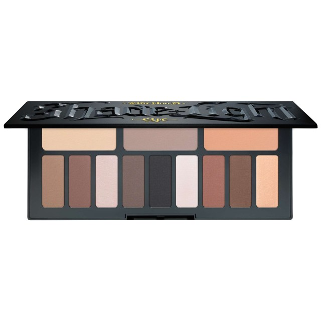 Shaded Eye Makeup Shade Light Eye Contour Palette Kat Von D Contour Palette