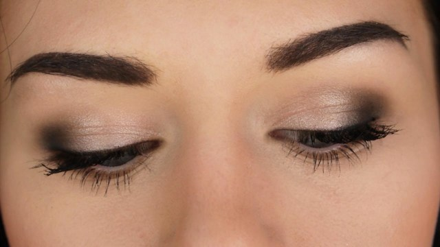 Shaded Eye Makeup Simple Eyeshadow Makeup Tutorial Youtube