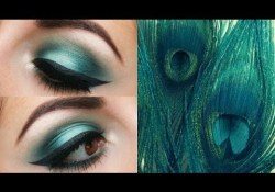 Teal Smokey Eye Makeup Teal Smokey Eye Youtube