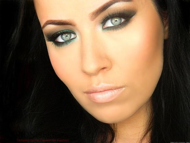 Wedding Makeup Blue Eyes Brown Hair Wedding Makeup For Blue Eyes