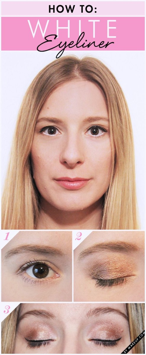 White Makeup Under Eyes 7 Eyeliner Looks You Need To Add To Your Makeup Repertoire Immediately