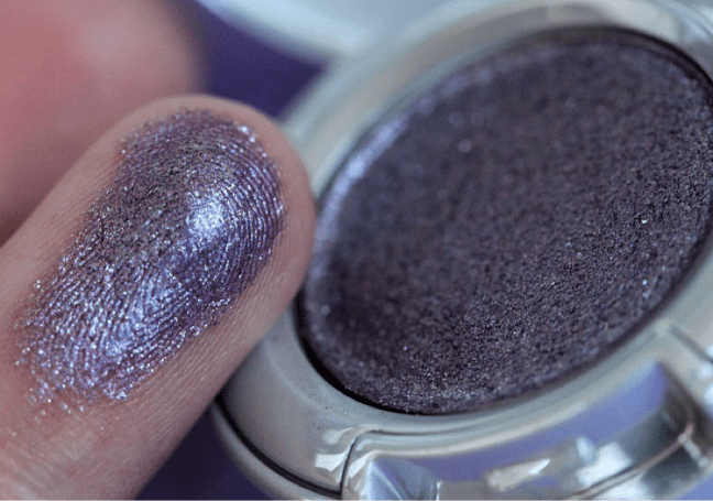 urban decay moondust eyeshadow intergalactic review swatches