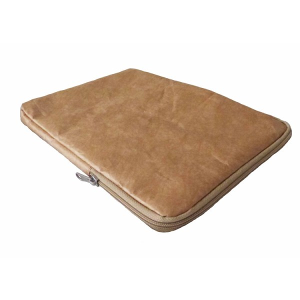 brown tyvek, ipad cover, ipad sleeve