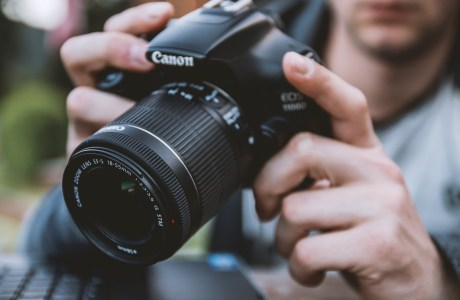 A guide to buying an entry-level DSLR camera for video