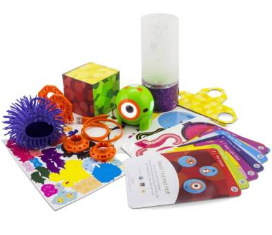 dot creativity kit for robot games for kids