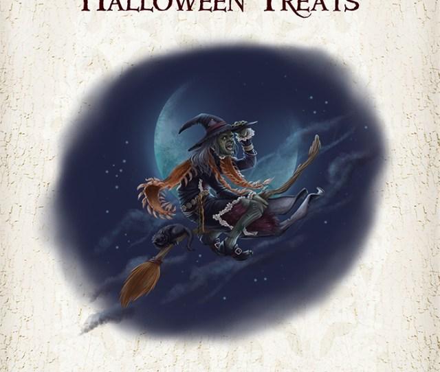 Mythic Minis  Halloween Treats Cover