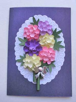 Punch Craft Card
