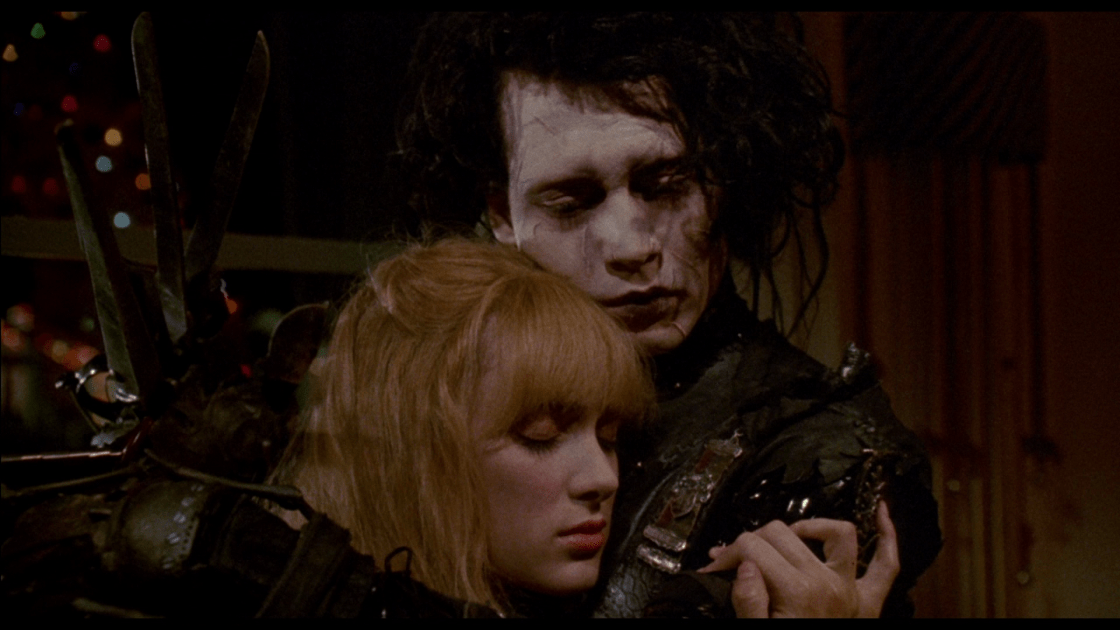 "making a cinephile ""edward scissorhands"" remains timeless  making a cinephile ""edward scissorhands"" remains timeless masterpiece"