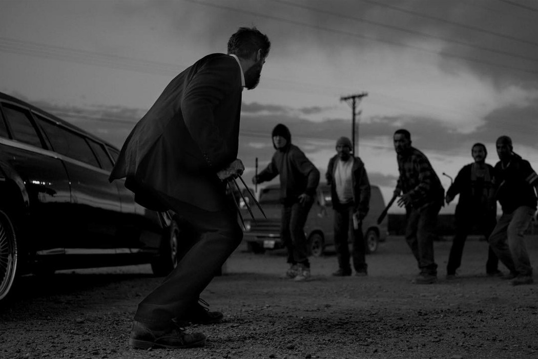 LOGAN NOIR: Superior In Black & White