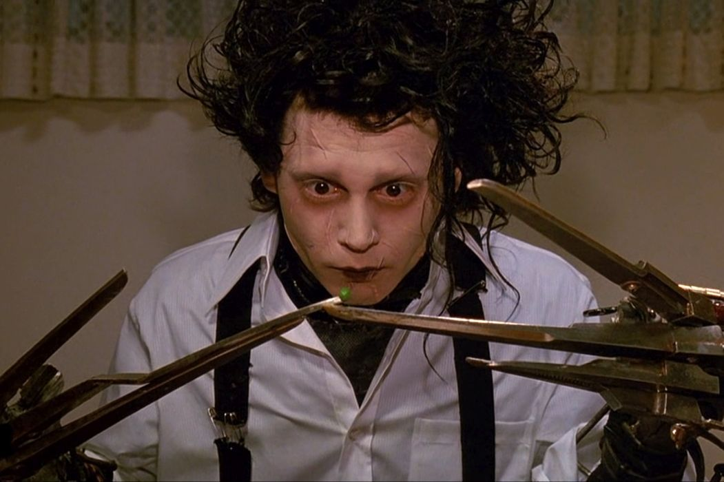 EDWARD SCISSORHANDS: Tim Burton's Timeless Masterpiece
