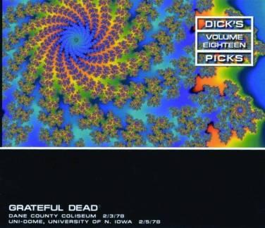 """Grateful Dead """"Dick's Picks Eighteen"""