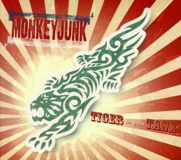Monkey Junk Tiger in Your Tank