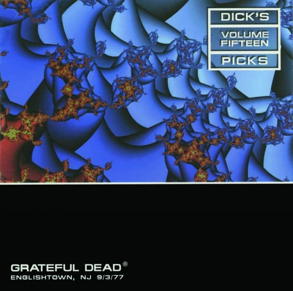 Grateful Dead Dick's Picks 15 Englishtown