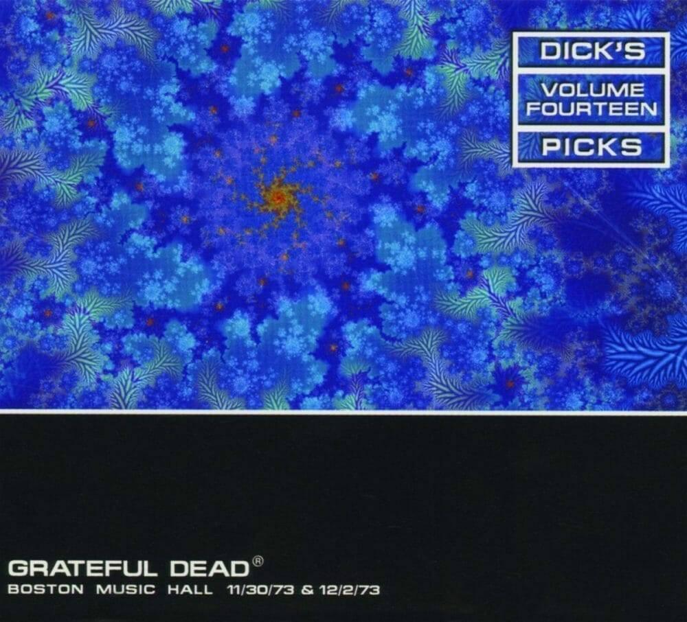 Grateful Dead Dick's Picks 14 Boston Music Hall
