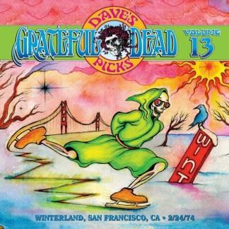 Grateful Dead Dave's Picks 13 cover