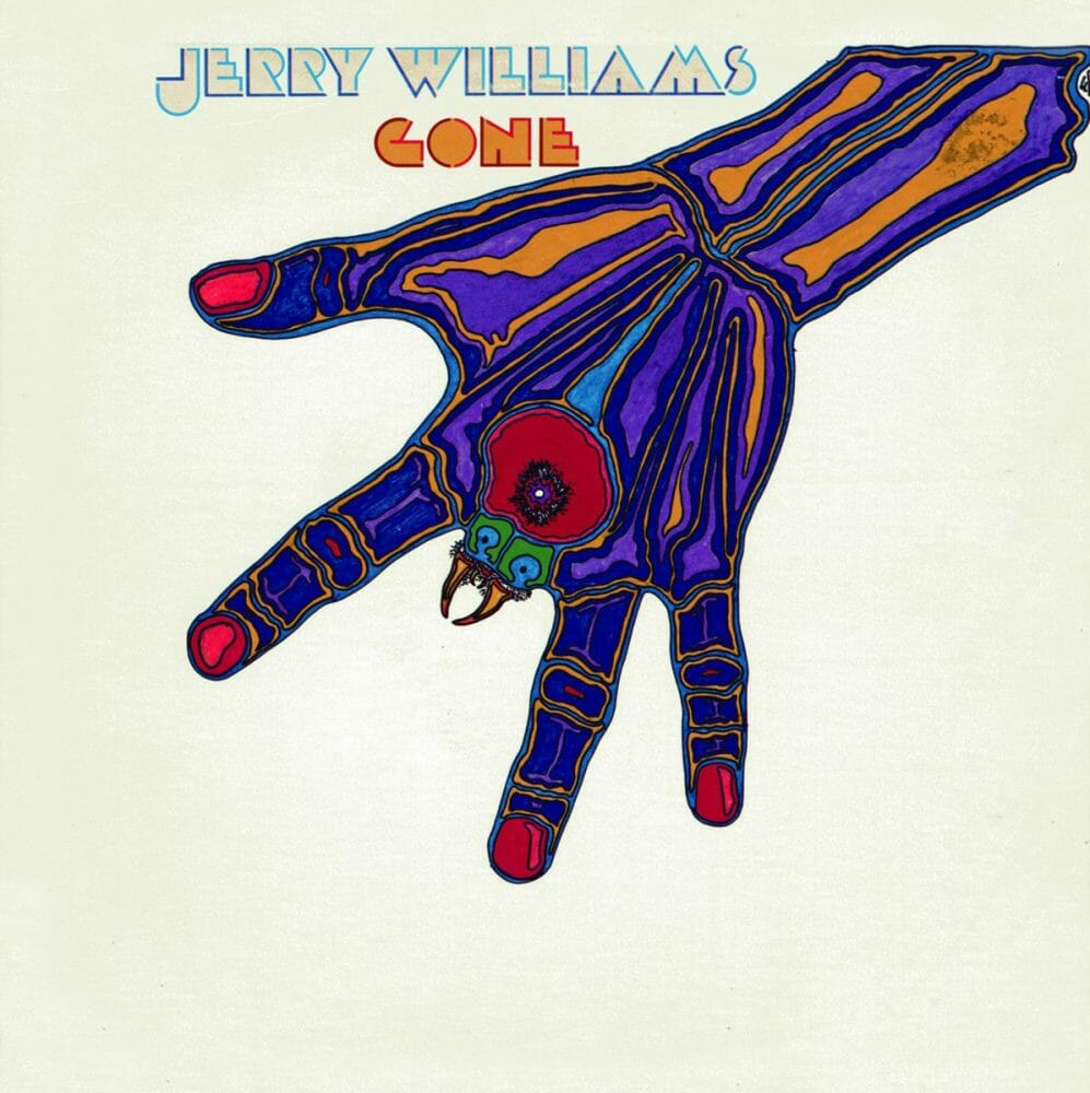 Jerry Williams Gone