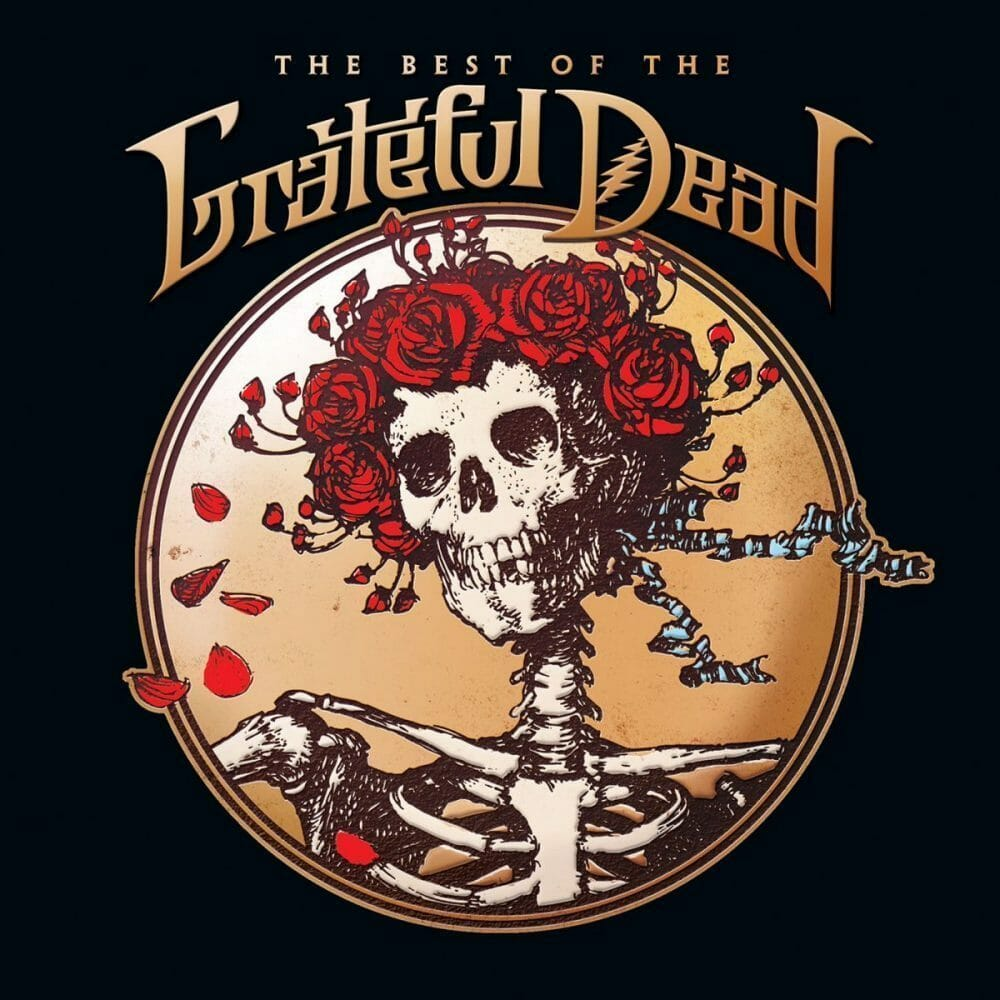 Grateful Dead Best Of cover