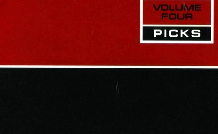"""Grateful Dead """"Dick's Picks Volume Four"""" Fillmore East 2/13-14/1970"""