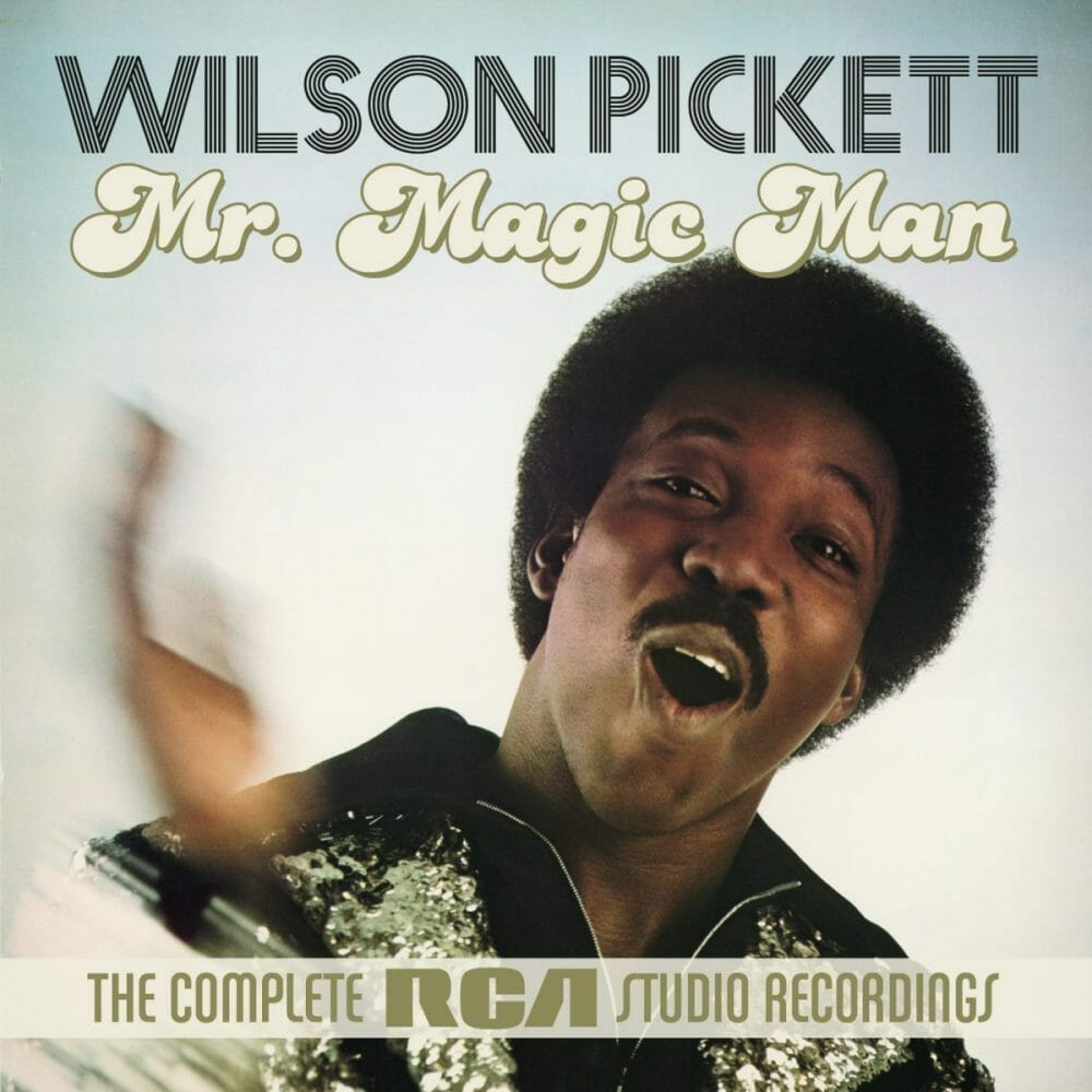 Wilson Pickett Mr, Magic Mab