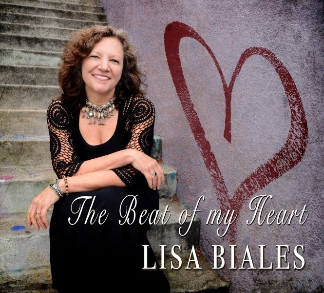 Lisa Biales  The Beat of My Heart