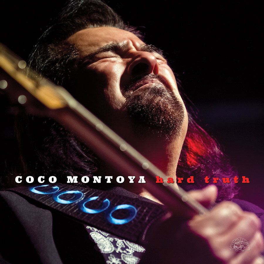 Coco Montoya  Hard Truth