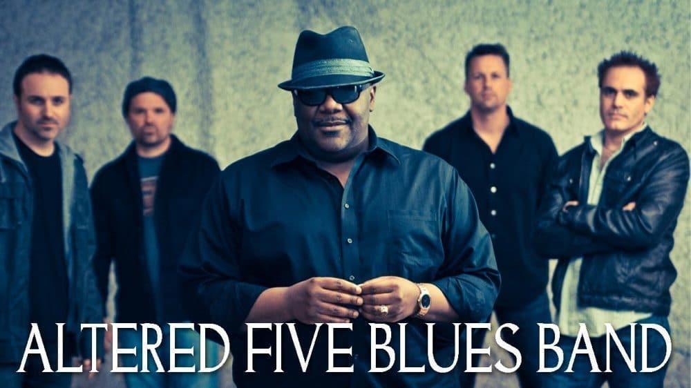 An In depth interview with Jeff Taylor and Jeff Schroedl of the Altered Five Blues Band
