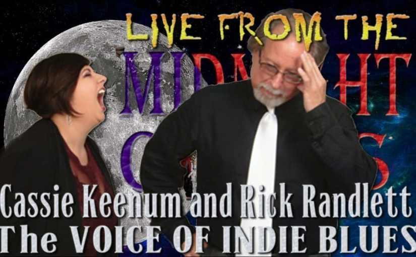LIVE from the Midnight Circus Featuring Cassie Keenum and Rick Randlett