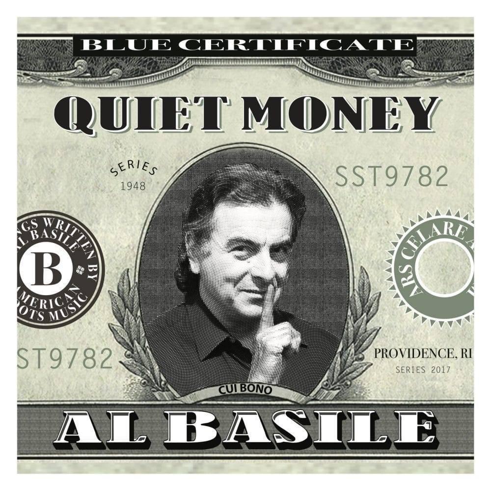 Картинки по запросу Al Basile Quiet Money