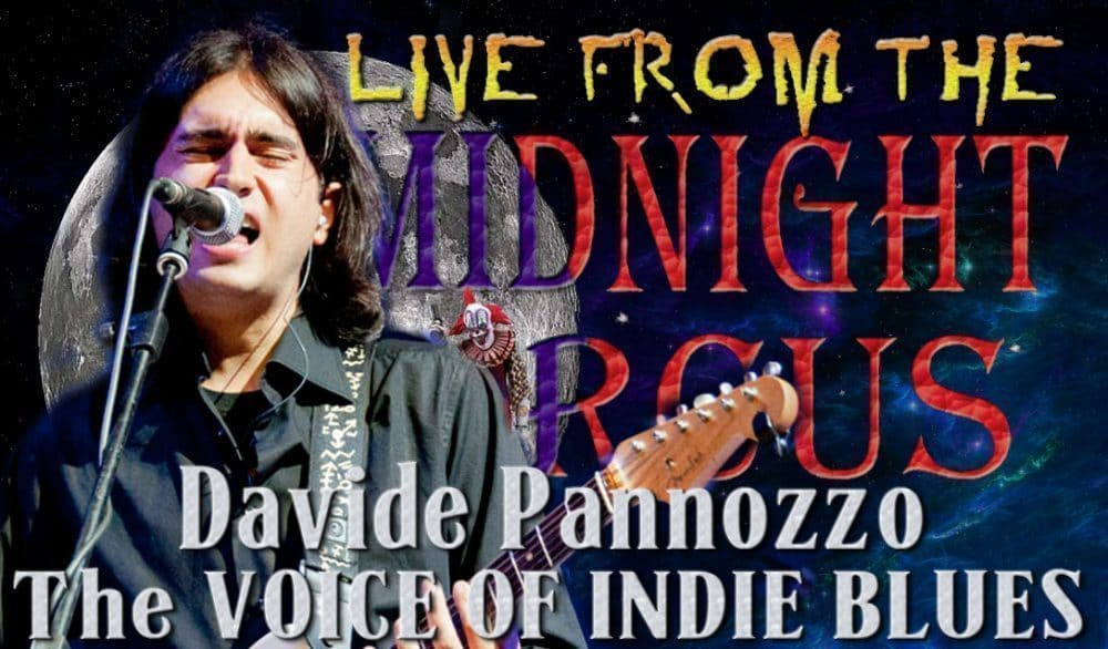 LIVE from the Midnight Circus Featuring Davide Pannozzo