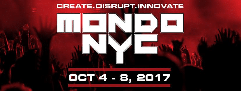MONDO NYC 2017 Global Business Summit and Music Festival October 4-8, 2017
